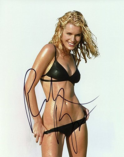 Rebecca Romijn SPORTS ILLUSTRATED In Person Autographed Photo