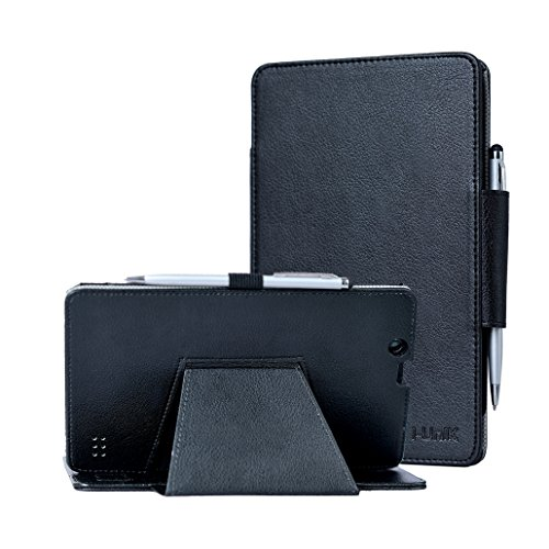 Nextbook Ares 8A case, i-UniK CASE for E FUN Nextbook Ares 8 (NXA8QC116) & Ares 8A (NX16A8116K) Touchscreen Tablet with Bonus Stylus (Black)
