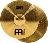 Meinl Cymbals HCS14H 14-Inch HCS Traditional Hi Hat Pair
