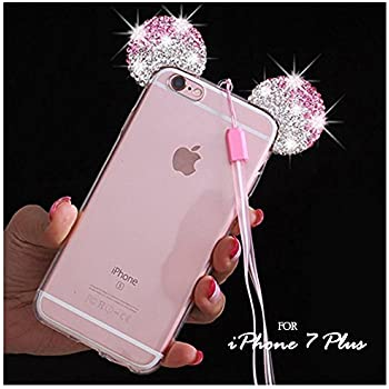 iphone 7 plus ears case