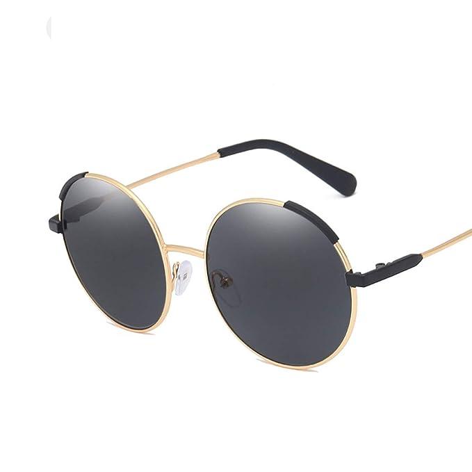 ANAZOZ Gafas de Sol Lente Negro Gris Gafas Sol Mujer UV400 ...