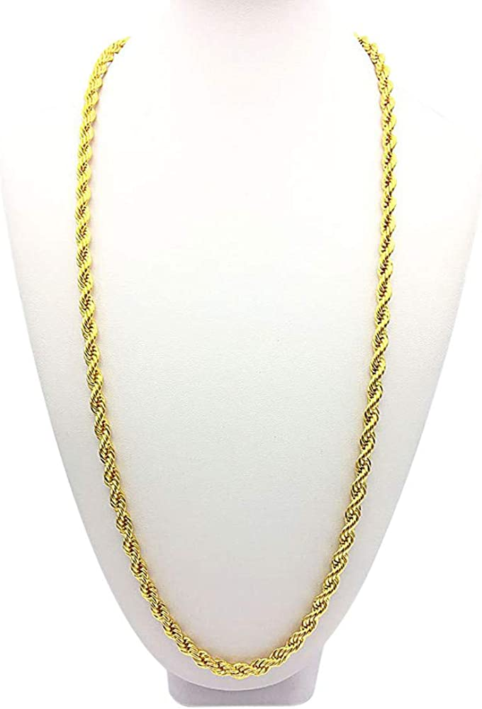 Herren goldkette massive Silberkette
