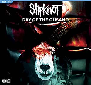 Slipknot Day Of The Gusano Blu Ray Cd Amazon Com Music