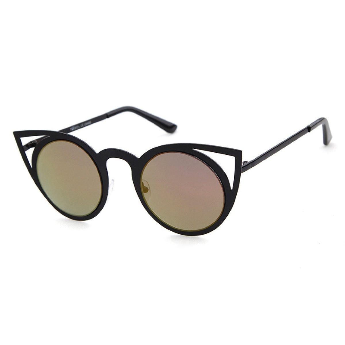 Die Neue Katze Mode-Dame-Sonnenbrille,C2