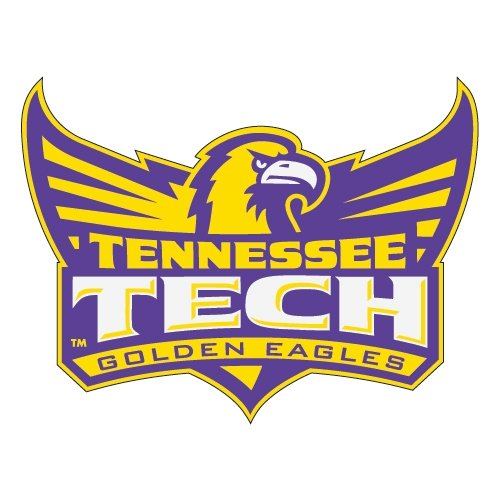 Tennessee Tech Extra Large Magnet 'Official Logo' by CollegeFanGear