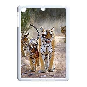 High Quality {YUXUAN-LARA CASE}Always Love Tigers For Ipad Mini Case STYLE-2