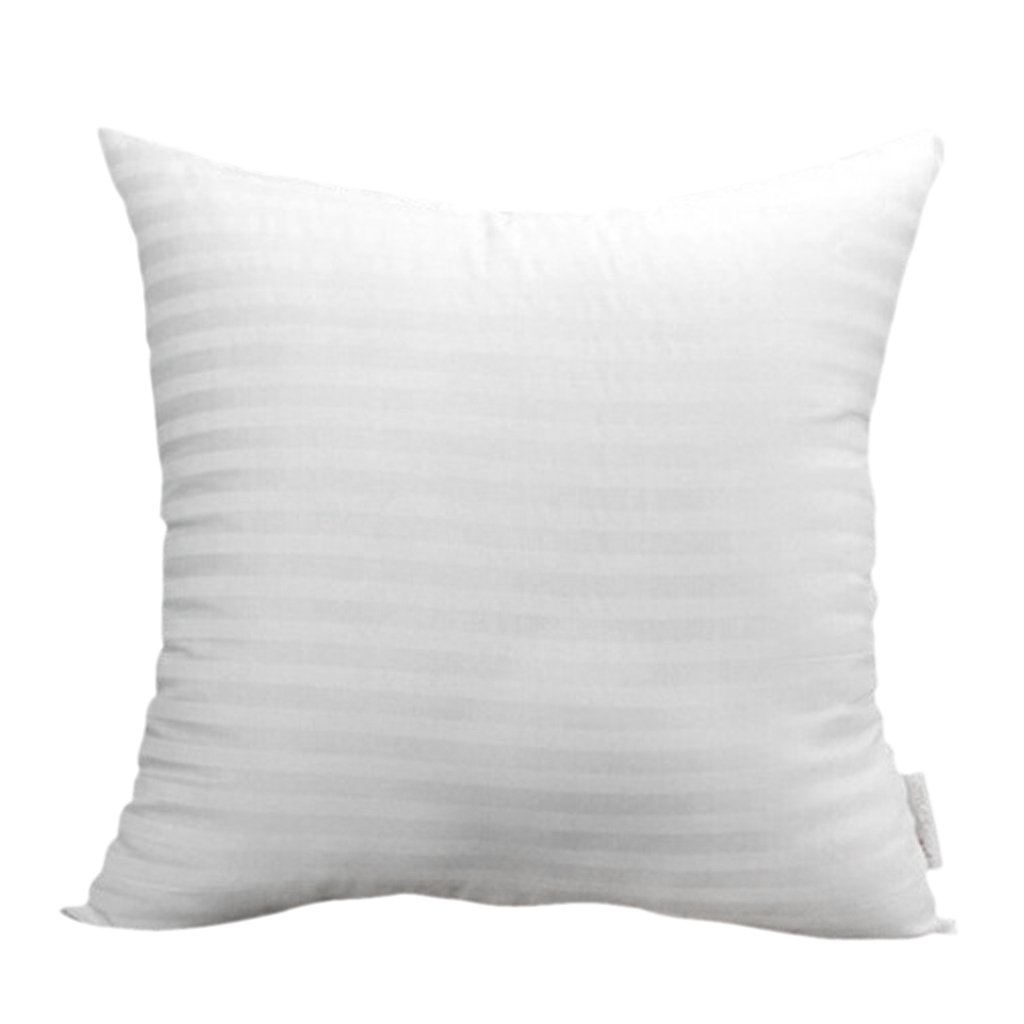 MagiDeal Soft Cotton Filled Pillow Cushion Inner Pad Insert Home Sofa Decor 7 Sizes - 35*35cm