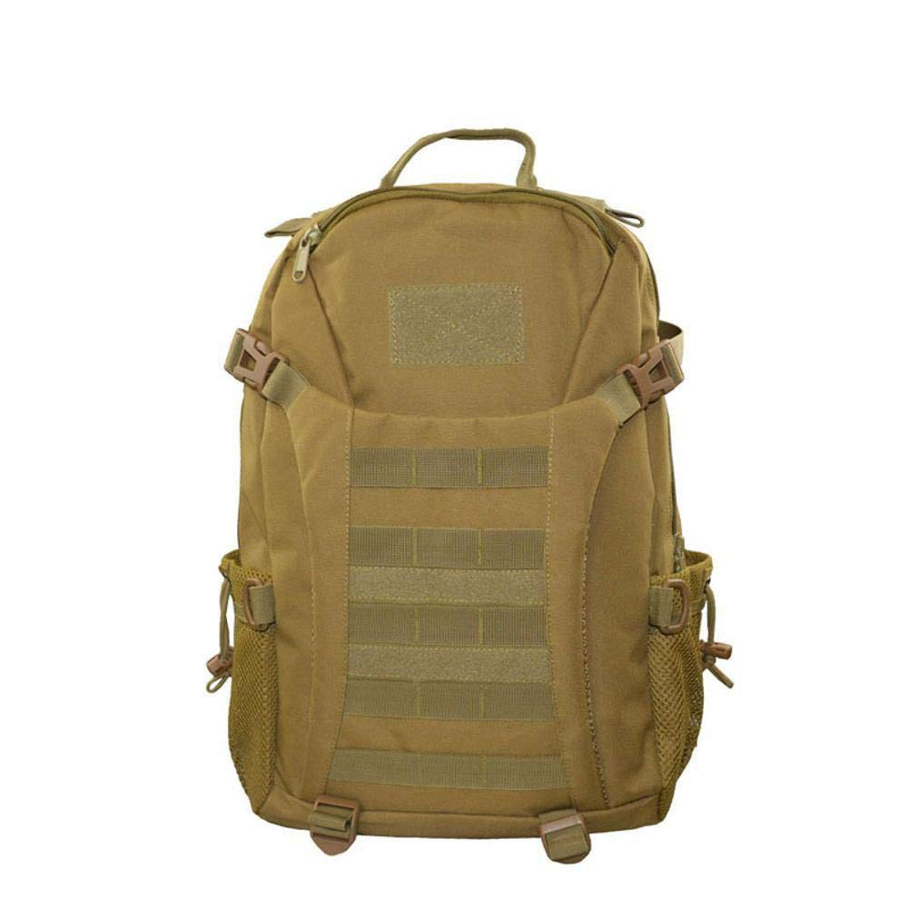 NuoEn Sports Backpack Outdoor Tactical Bag Backpack Outdoor Riding Shoulder Bag Men's Oxford Leisure Travel Bag