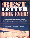 The Best Letter Book Ever!, Marya W. Holcombe and Nate Rosenblatt, 0929543556