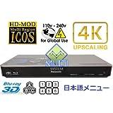 Panasonic Consumer DMP-BDT270 Bluray Dvd Wbuilt In 4k Scalin