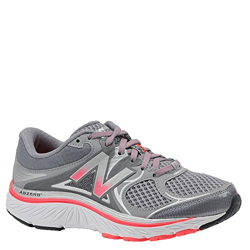 New Balance Women's w940v3 Running Shoe, Silver, 8.5 D US