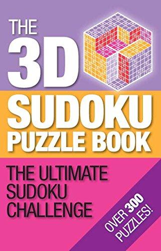 3D Sudoku Parragon Books product image
