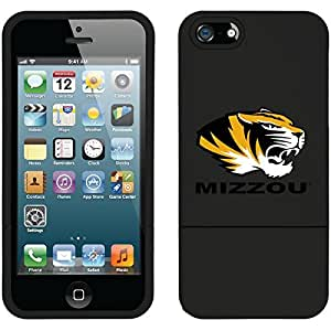 fahion caseiphone 5c Black Slider Case with University of Missouri Mizzou Design