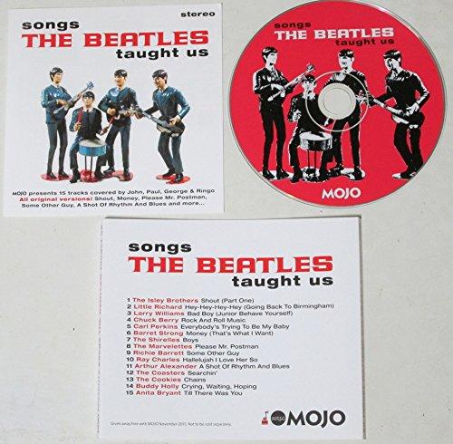 LITTLE RICHARD - Songs The Beatles Taught Us - Zortam Music