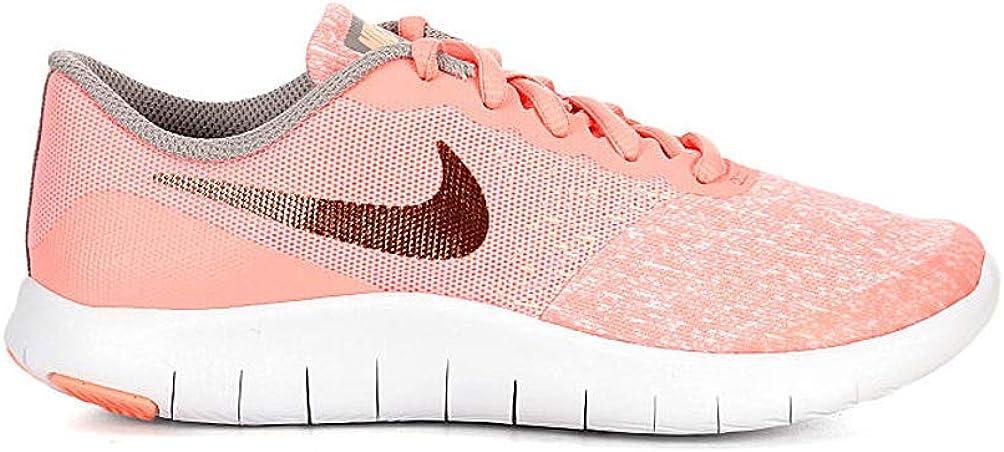 mecanismo Selección conjunta Tahití  Amazon.com: Nike Flex Contact (gs) Big Kids 917937-600 Size 5.5: Shoes