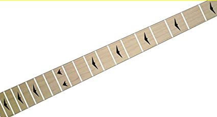 Delta Wing Fret Markers Stickers Inlay Guitarra & Bass Pegatinas ...