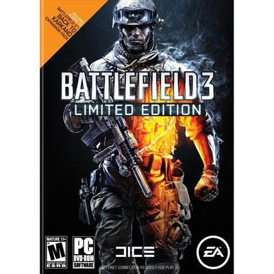 Battlefield 3 (Limited Edition) (Discount Warehouse Uk)