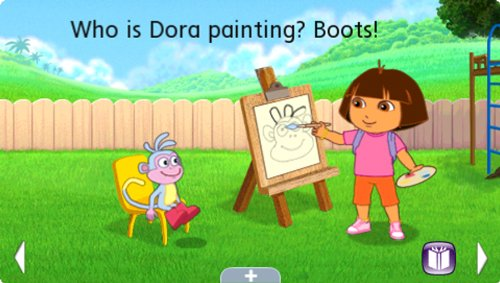 LeapFrog LeapPad Dora's Amazing Show Ultra eBook (works with all LeapPad tablets) by LeapFrog (Image #3)