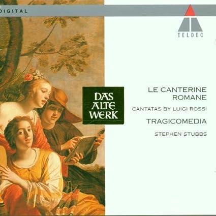 Le Canterine Romane (Roman Cantatas)
