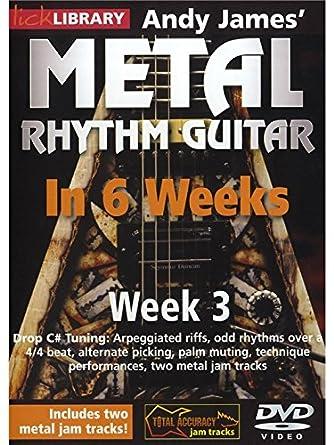 Lick library metal rhythm techniques think