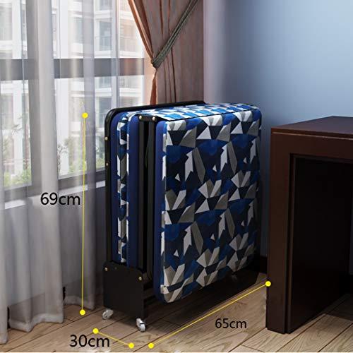 Amazon.com: Camas plegables para oficina, plegable, esponja ...