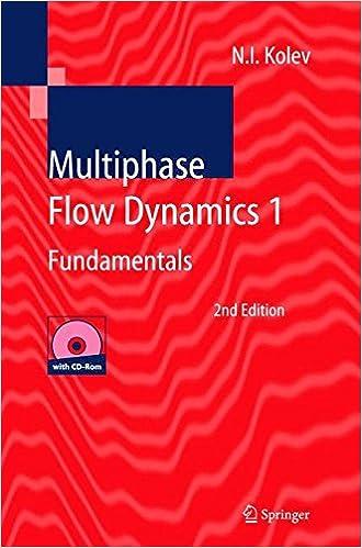 Multiphase Flow Dynamics: v. 1: Fundamentals