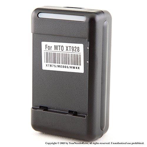 Targa Wall - YN4L® Wall Home AC Desktop Dock Battery Charger For Motorola Droid Bionic Targa 4G; Motorola Atrix 2 MB865