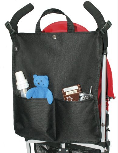 JL Childress Stroller Tote, Black by J.L. Childress