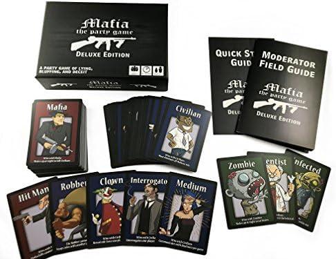 Apostrophe Games Mafia del Juego de Mesa Edición: Amazon.es ...