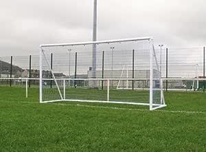 Amazon.com : Brand New Outdoor Garden Mini Football Goals ...