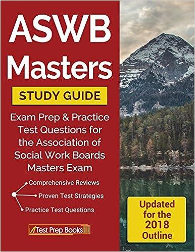 Free social work exam study guide | social work test prep.