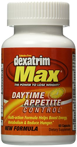 Stacker 2 Dexatrim Max Daytime Appetite Control Tablets, 60 Count