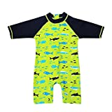 Toddler Baby Boy One-Piece Swimsuit Kid Swimwear