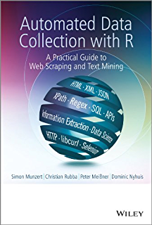 Amazon com: R Web Scraping Quick Start Guide: Techniques and tools