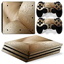 OKFCUS Girls Sexy Vinyl Decal PS4 Pro Skin Stickers for Sony PlayStation 4 Pro Console and 2 Controllers Decorative Skins 4#