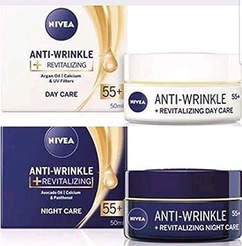 nivea anti age night cream
