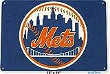 TFCD TIN Sign New York Mets Retro Metal Decor Citi Field Card Vintage TIN Sign 7.8 11.8 inch