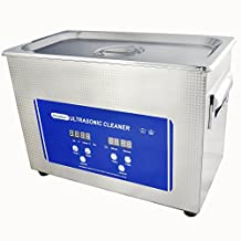 limplus LS-04D 4liter 180W Professional Digital Ultrasonic Cleaner Bath Nozzle Metal Parts Aeroplace Surgical Equipment With Timer and Heater