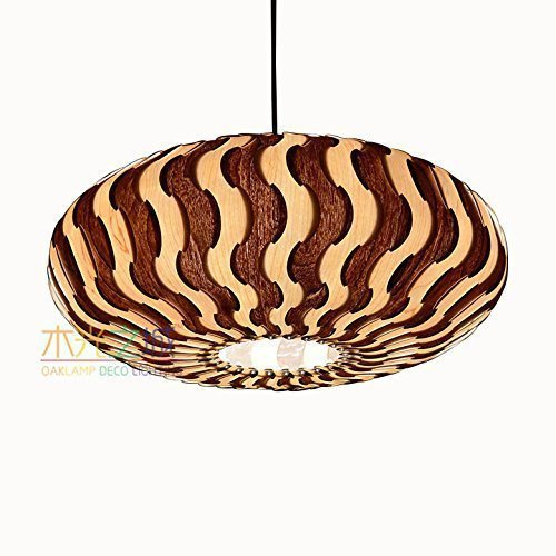 Handmade Two-tone Water Wave Hanging 3-Light Pendant Light!Beautiful handmade hanging lamp, Eco-friendly, design lamp, pendant lamp, dining rood, bedr…