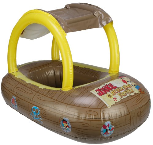 Swimways Sun Canopy Jake Baby Float  sc 1 st  Nextag & Pirate boat pool | Compare Prices at Nextag