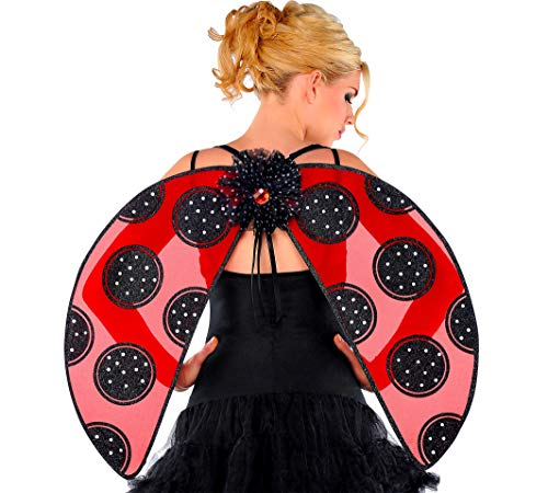 Amscan Adult Ladybug Wings -