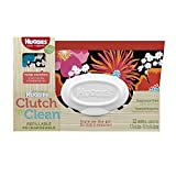 HUGGIES NATURAL CARE Fragrance-Free & Hypoallergenic Baby Wipes (Clutch 'N' Clean, 32 Count)