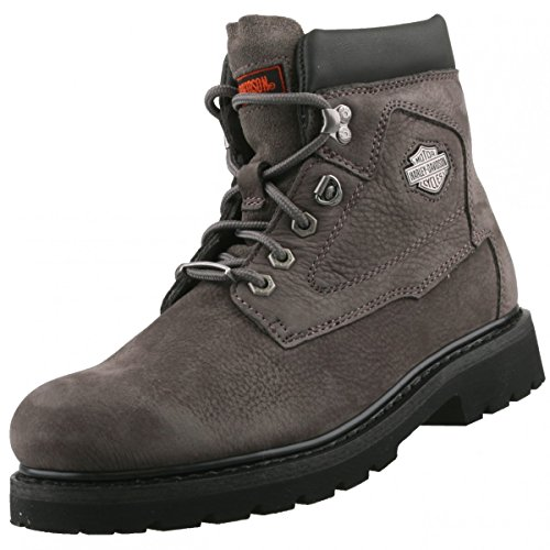 HARLEY DAVIDSON Chaussures - BAYPORT D93366 - charcoal grey