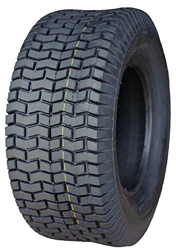2 New - 11X4.00-5 2PR SU12 HI-Run Riding Mower Tires (Turf Saver)