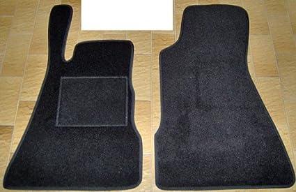 Tappeti per Auto Set Completo di Tappetini su Misura in Moquette Neri