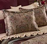 Lauren Ralph Lauren Margeaux Medallion Plum King Sham