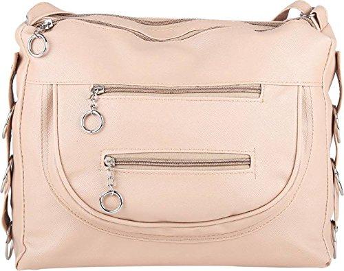 Ritupal Collection Women s Shoulder Handbag Off White  Amazon.in  Shoes    Handbags a197bb008d9a2