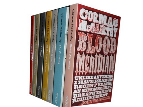 blood meridian essay questions Chicago manual of style & turabian: format and documentation updated: 7-30-12-jm 6 goldman, the crucial decade, 10 7 mccarthy, blood meridian, 153 8 ibid [this tells the reader that not only is this note from.