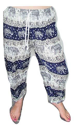 Eye Deer Blue Donna 1 Pantaloni No 7xCZdqSwC