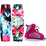 Ronix Krush Wakeboard w/Luxe Bindings Womens